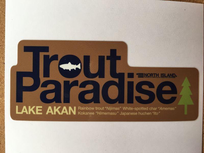 画像1: Trout Paradise